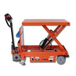 Table élévatrice mobile motorisée